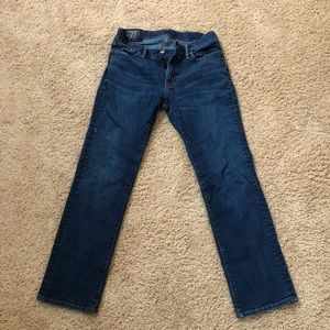 Abercrombie Straight jeans 29/39